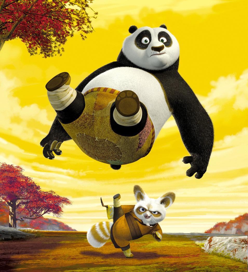 Kung Fu Panda, fotograma 38 de 38