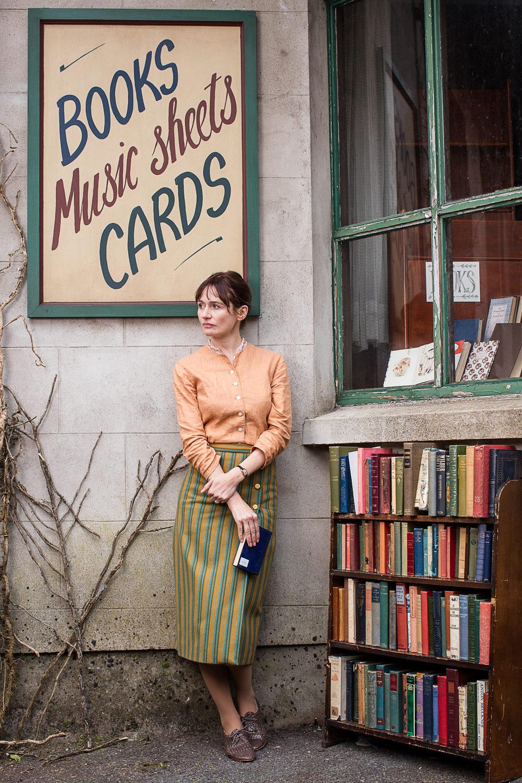 La librería, fotograma 3 de 9