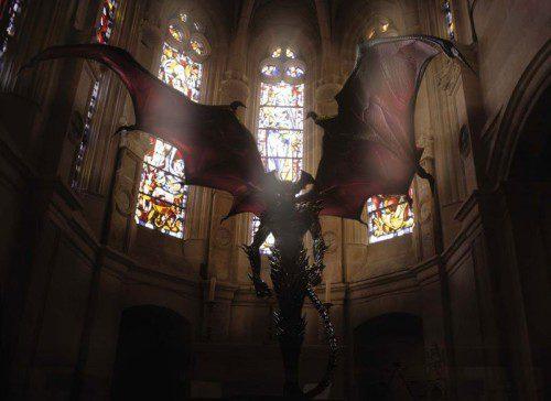 Devilman, fotograma 1 de 10