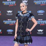 Pom Klementieff en la premiere mundial de 'Guardianes de la galaxia Vol. 2'