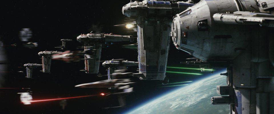 Star Wars: Los últimos Jedi, fotograma 11 de 47