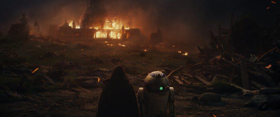 Star Wars: Los últimos Jedi, fotograma 3 de 47