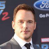 Chris Pratt posa  en la premiere mundial de 'Guardianes de la galaxia Vol. 2'