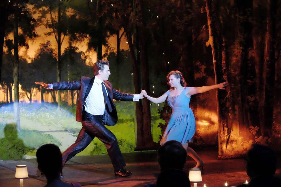 Dirty Dancing, fotograma 3 de 12