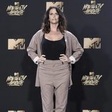 Amy Landecker en la gala de los MTV Movie & TV Awards 2017