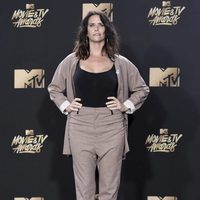 Amy Landecker in the MTV Movie & TV Awards 2017 gala