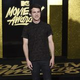 Dylan Minnette en los MTV Movie & TV Awards 2017