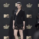 Gal Gadot durante la gala de los MTV Movie & TV Awards 2017