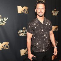 Milo Ventimiglia in the MTV Movie & TV Awards 2017