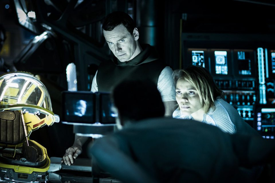 Alien: Covenant, fotograma 12 de 14