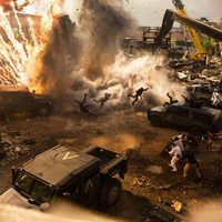 'Transformers: El Último Caballero'