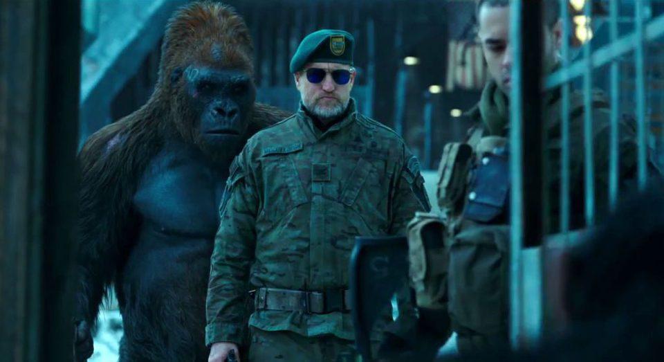 La guerra del planeta de los simios, fotograma 14 de 34