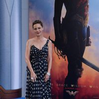 Connie Nielsen en la premiere de 'Wonder Woman'