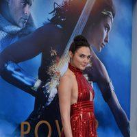Gal Galdot en la premiere de 'Wonder Woman'