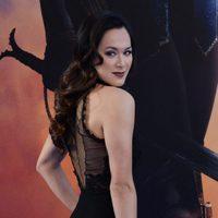 Samantha Jo  en la premiere de 'Wonder Woman'