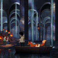 Nur y el templo del dragón