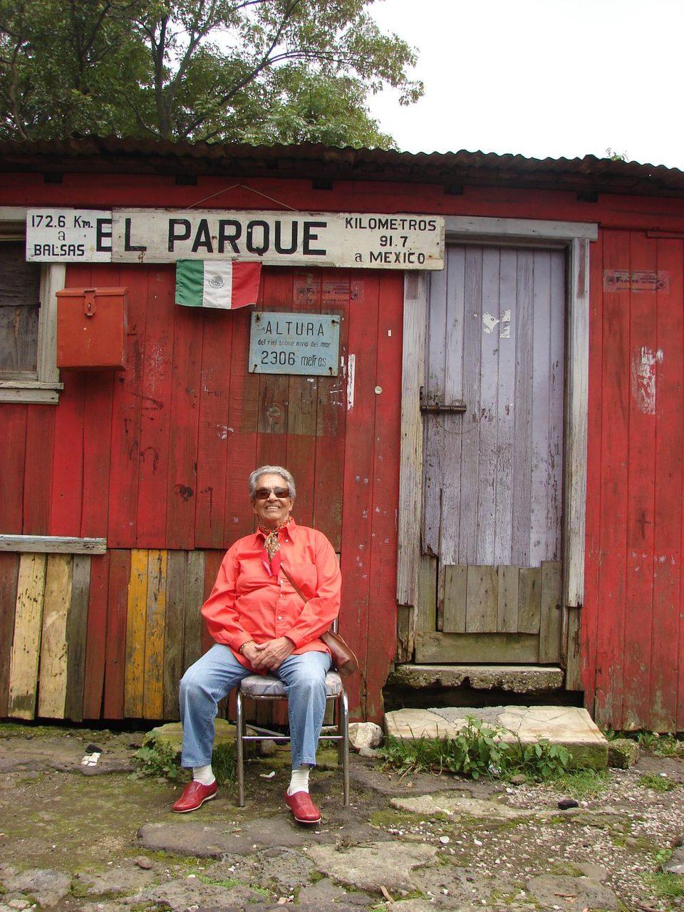 Chavela, fotograma 5 de 7
