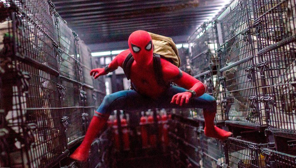 Spider-Man: Homecoming, fotograma 6 de 32