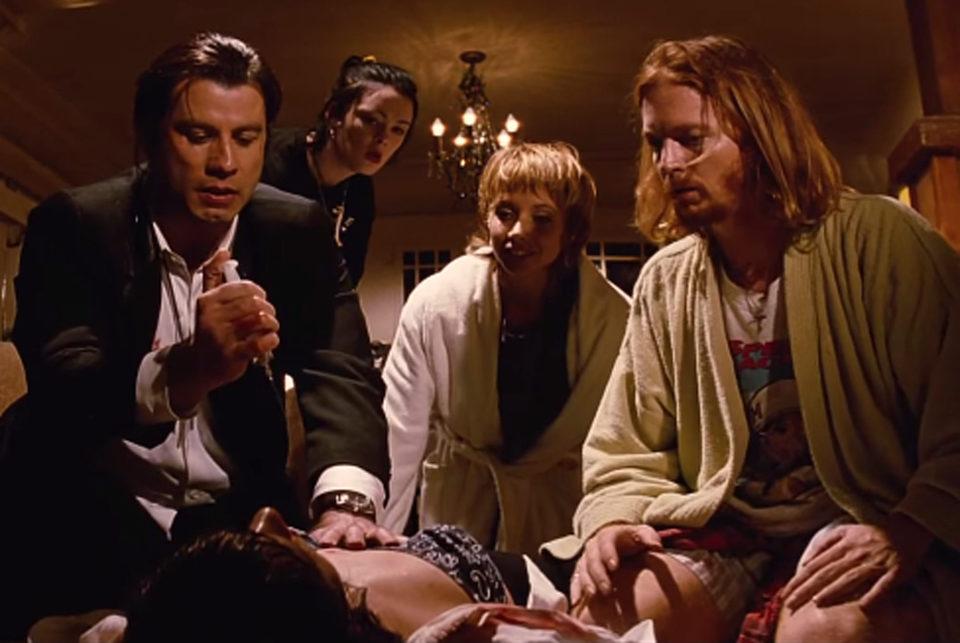 Pulp Fiction, fotograma 16 de 26