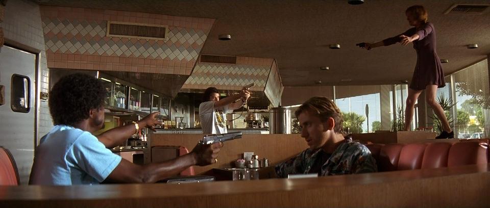Pulp Fiction, fotograma 9 de 26