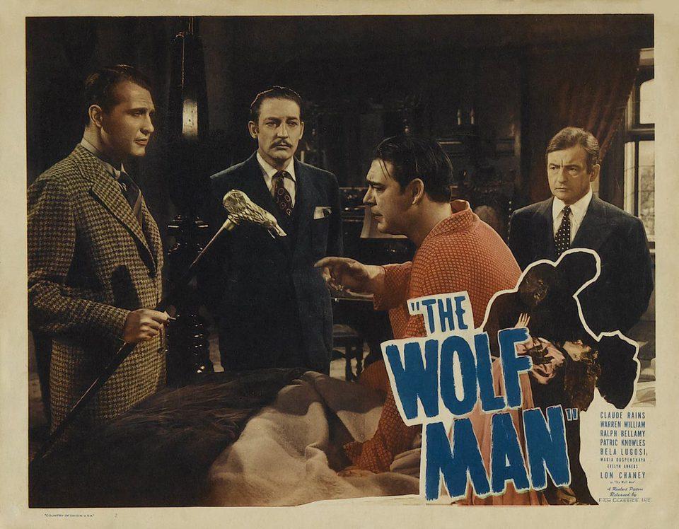 El hombre lobo, fotograma 10 de 11