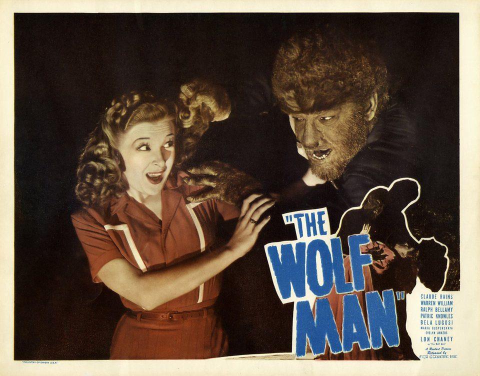 El hombre lobo, fotograma 9 de 11