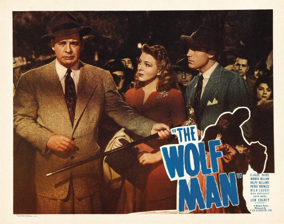 El hombre lobo, fotograma 5 de 11