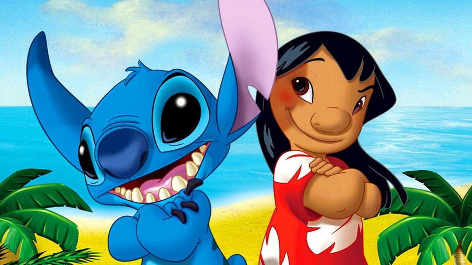 Lilo y Stitch, fotograma 16 de 16