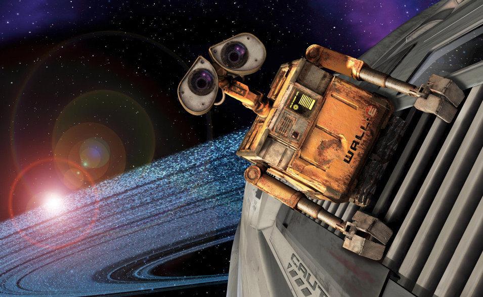 WALL-E: Batallón de limpieza, fotograma 1 de 21