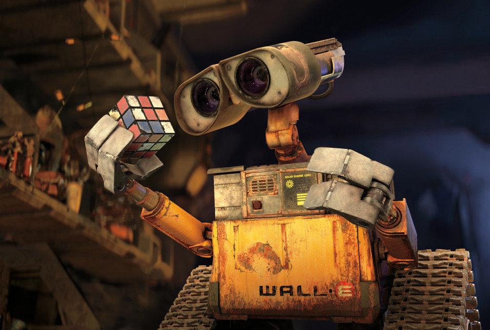WALL-E: Batallón de limpieza, fotograma 2 de 21