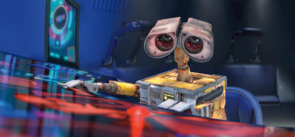 WALL-E: Batallón de limpieza, fotograma 3 de 21