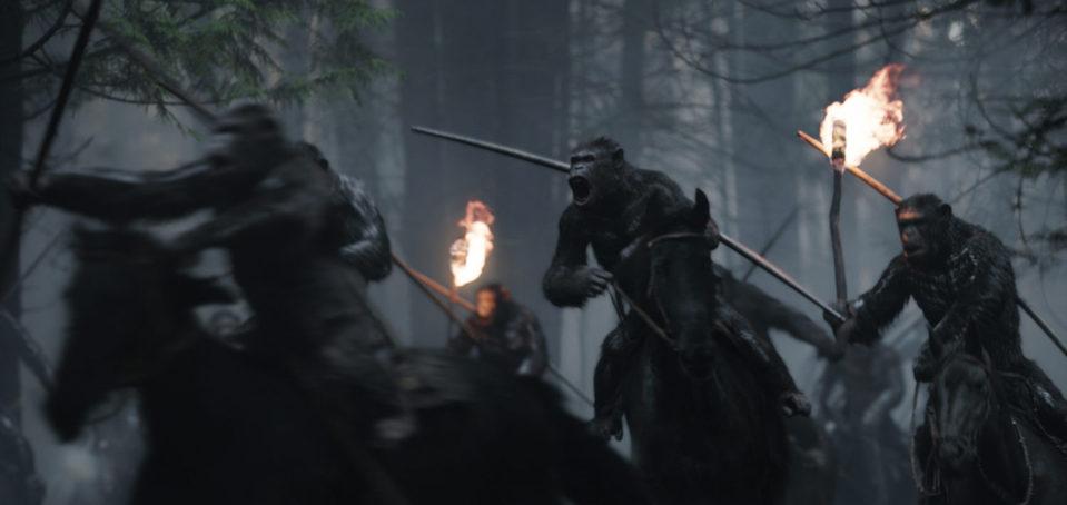 La guerra del planeta de los simios, fotograma 23 de 34