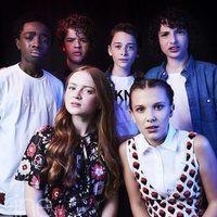 Los chicos de 'Stranger Things' aparecen en la Comic-Con