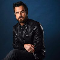Justin Theroux poses for a portrait in the Comic-Con 2017