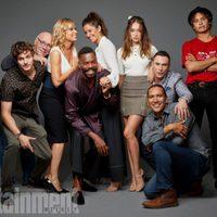 Los protagonistas de 'Fear the Walking Dead' en la Comic-Con
