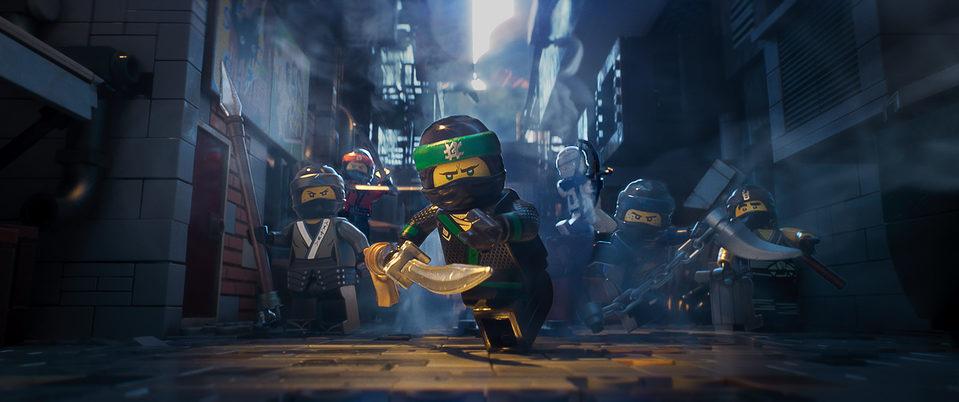 La LEGO Ninjago Película, fotograma 3 de 26