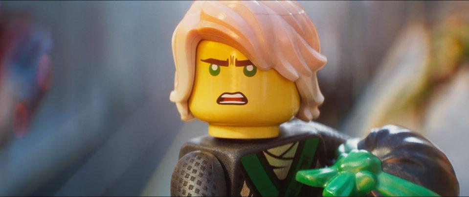 La LEGO Ninjago Película, fotograma 5 de 26