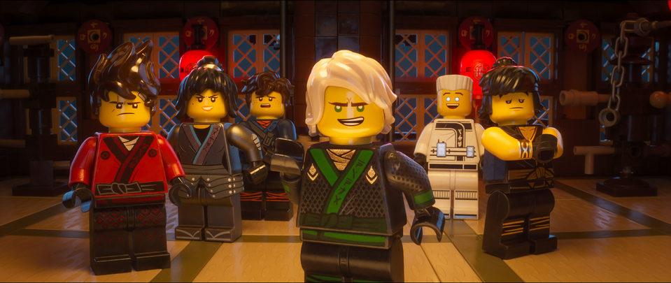 La LEGO Ninjago Película, fotograma 6 de 26