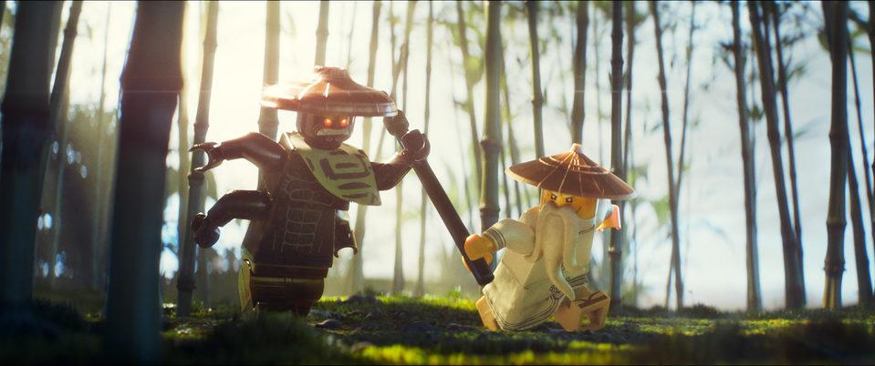 La LEGO Ninjago Película, fotograma 7 de 26
