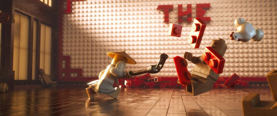 La LEGO Ninjago Película, fotograma 12 de 26