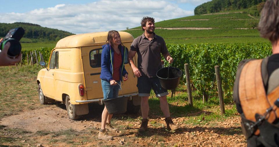 Nuestra vida en la Borgoña, fotograma 4 de 12