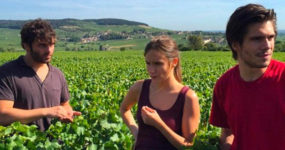 Nuestra vida en la Borgoña, fotograma 2 de 12