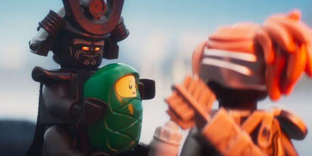 La LEGO Ninjago Película, fotograma 15 de 26