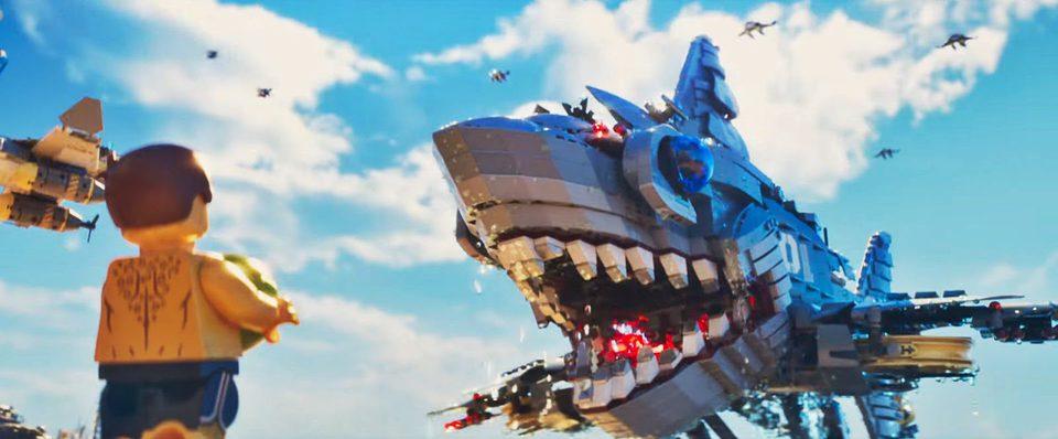La LEGO Ninjago Película, fotograma 13 de 26