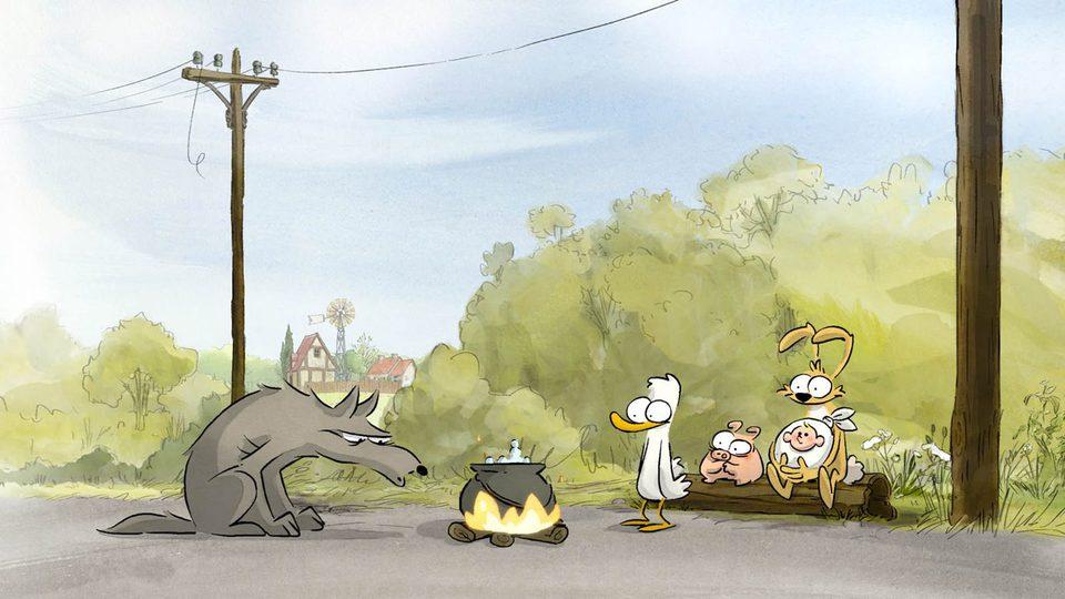 The Big Bad Fox and Other Tales, fotograma 15 de 16