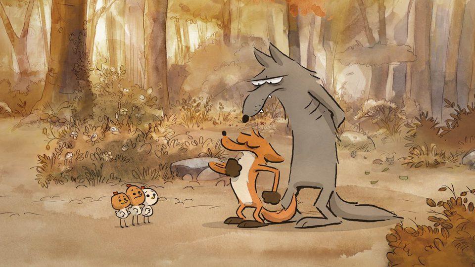 The Big Bad Fox and Other Tales, fotograma 14 de 16