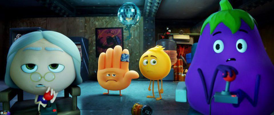Emoji: La película, fotograma 4 de 21