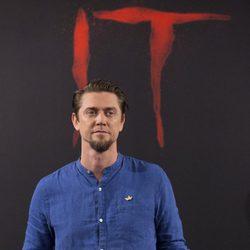 Andy Muschietti en la presentación de 'It' en Madrid