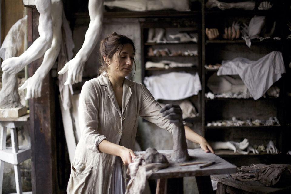 Rodin, fotograma 3 de 7