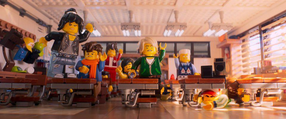 La LEGO Ninjago Película, fotograma 26 de 26